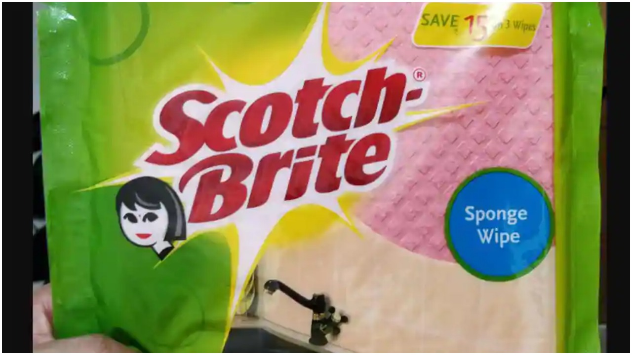 Netizens outrage after Scotch-Brite says it will remove 'regressive' bindi in new logo