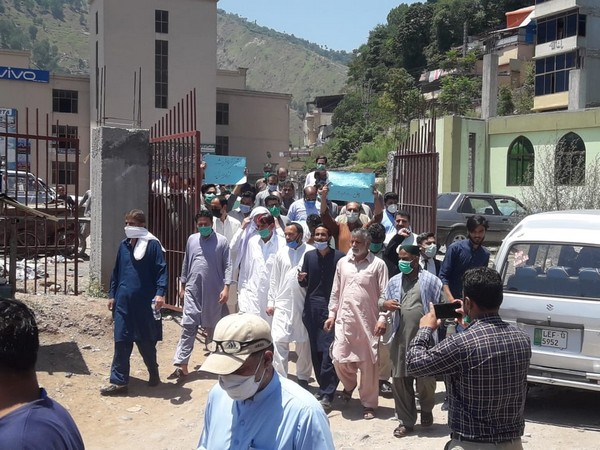 Protests in PoK against dam construction of Neelum and Jhelum rivers