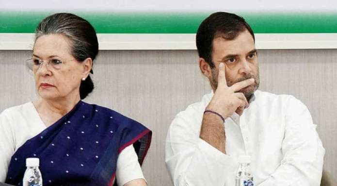 Sonia Gandhi to continue as the interim Congress president as the CWC meet concludes