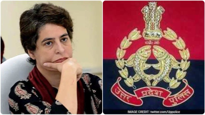 Priyanka Gandhi today received a volley response from Uttar Pradesh police stations after she posted a tweet alleging rising crime in Uttar Pradesh