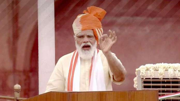 From Article 370 in 2019 to CAA and Ram Mandir in 2020: How PM Modi used his I-Day speech to talk about promises delivered