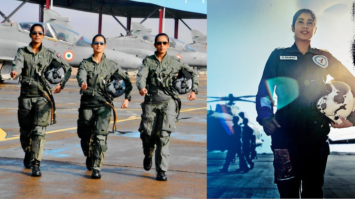 Women Officers In Indian Air Force In Reality Vs Movie World