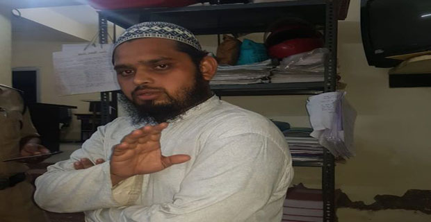 Maulana arrested in Raipur for raping a 9 year old girl