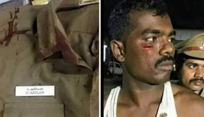 Fact Check: Was a police inspector beaten by a Muslim mob in Chennai?