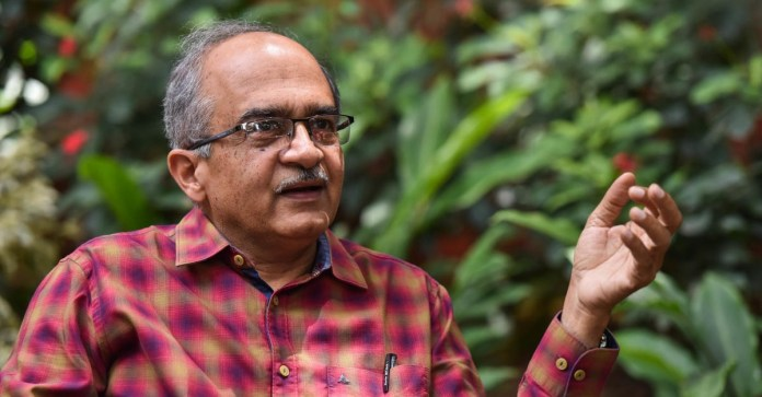 Prashant Bhushan has been found guilty of contempt of court