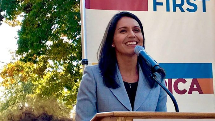 Tulsi Gabbard not invited to Democratic National Convention
