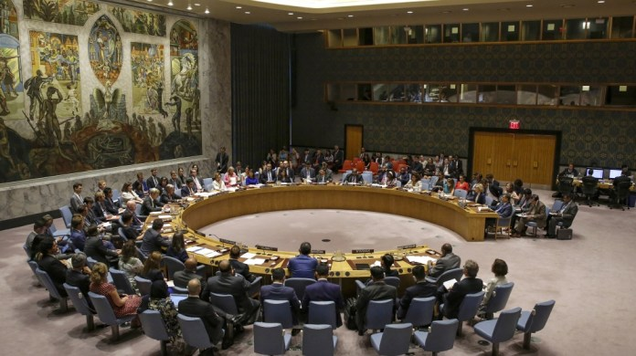 Pakistan raves and rants against BJP and RSS at UNSC