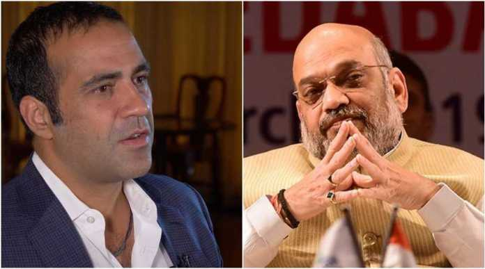 Aatish Taseer: OCI status and an inexplicable anger towards the home minister
