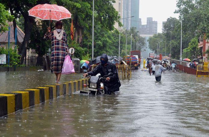 Mumbai Floods 2020