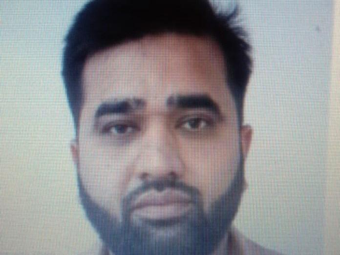 Delhi riots accused faizal farooqui