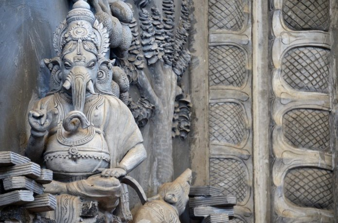 From Java, Philippines, Bali, Cambodia, Borneo to Burma: Understanding Ganesh from an iconographical perspective