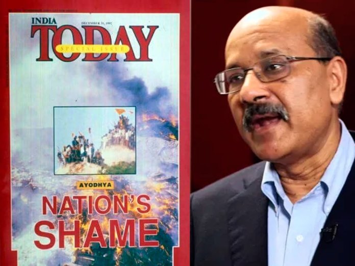 India Today Gujarati tanked after their Ayodhya coverage, says Shekhar Gupta