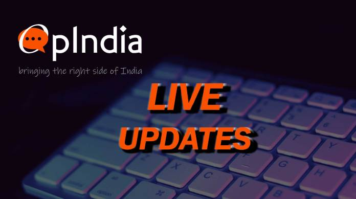 Default featured image for Live Updates article on OpIndia