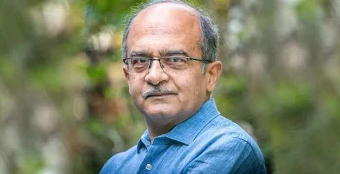 Prashant Bhushan digs his heels in, refuses to apologise for his contemptuous remarks against the CJI