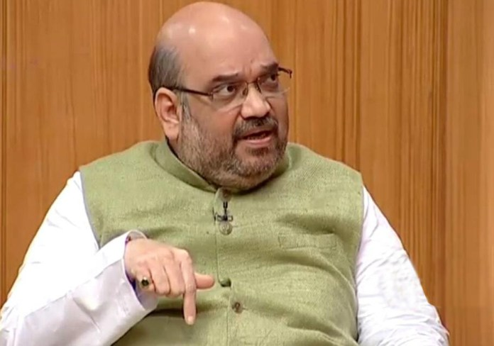 Islamists express happiness after Amit Shah tests positive for coronavirus