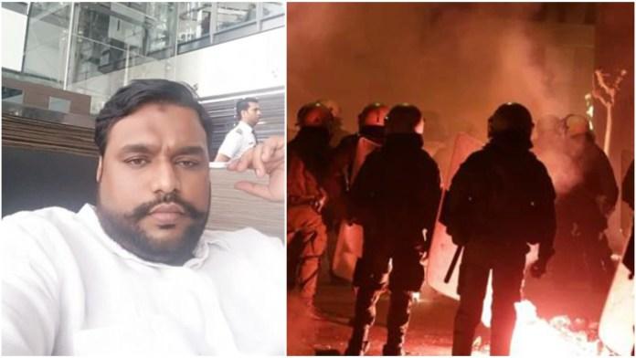 SDPI's Muzammil Pasha arrested for organising riots