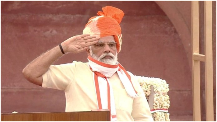 Highlights of PM Modi Independence Day speech: 15 important points