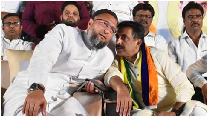 AIMIM MP says Muslims will offer naam on roads if mosques are not opened on September 2