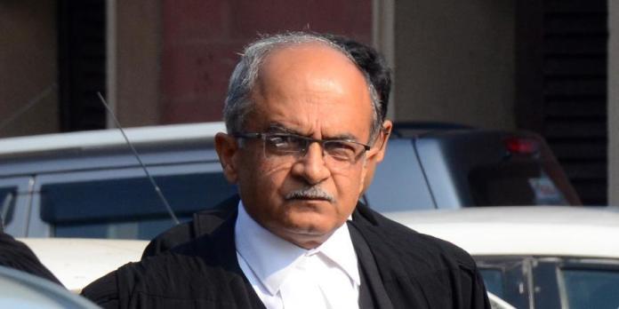 Prashant Bhushan expresses regret for 'helmet' remark in affidavit in response to contempt proceedings