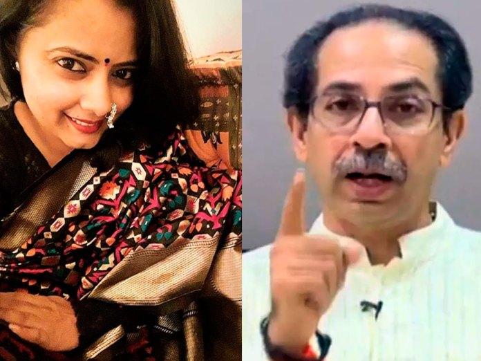 Sunaina Holey arrested