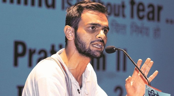 Umar Khalid questioned by Delhi Police in Delhi Riots case
