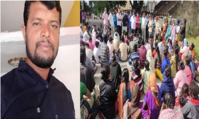 BJP youth leader hacked to death in Krishnagiri