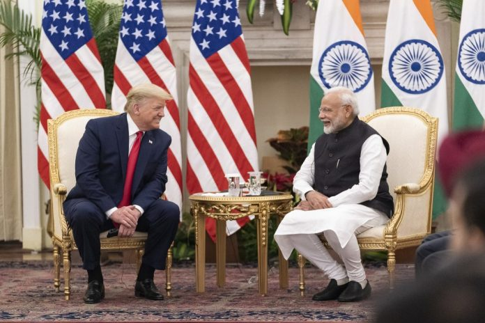 India-US release joint statement; slam Pakistan for terrorist activities