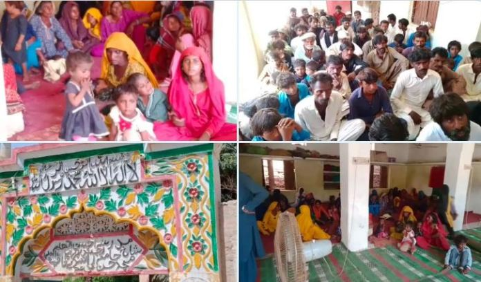 Forced conversion of poor Hindus in Pakistan