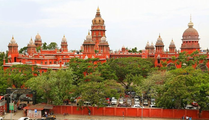 Chennai temple land restored by Collector