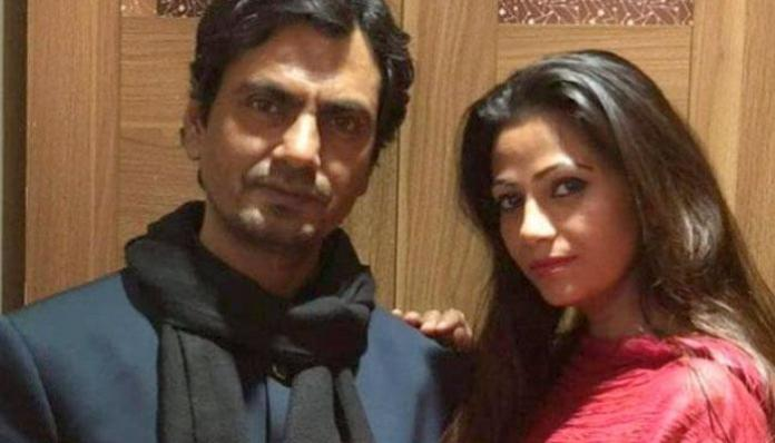 Nawazuddin Siddiqui's estranged wife records statements before police