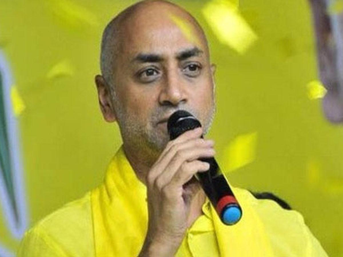 Andhra temples attack row: Jagan's party benefitting from attacks on Hindu temples, says TDP leader Jayadev Galla