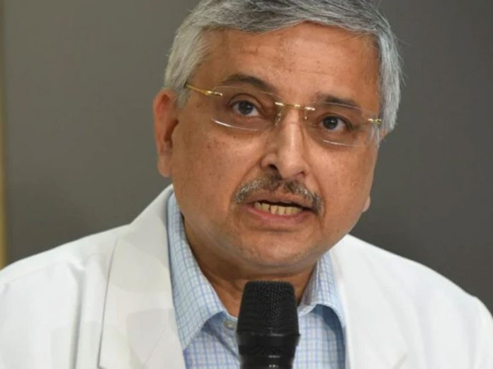AIIMS Director says increasing cases may mean second wave of pandemic