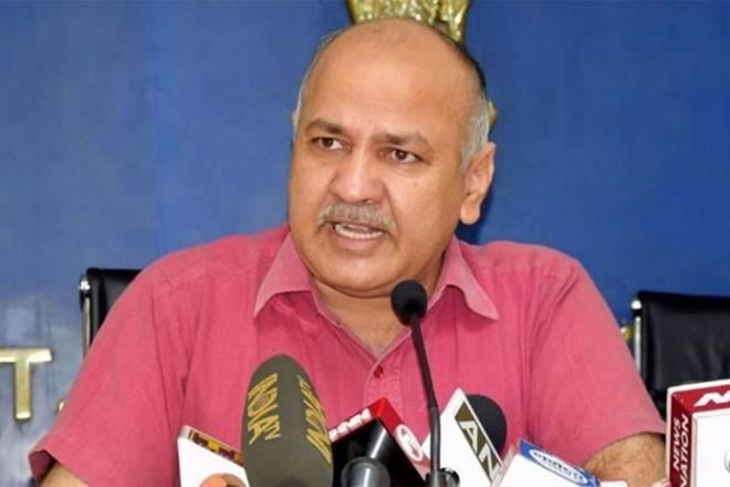 Delhi deputy CM Manish Sisodia tests positive for coronavirus