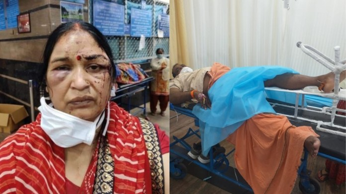 Birju Das and family attacked by Muslim men