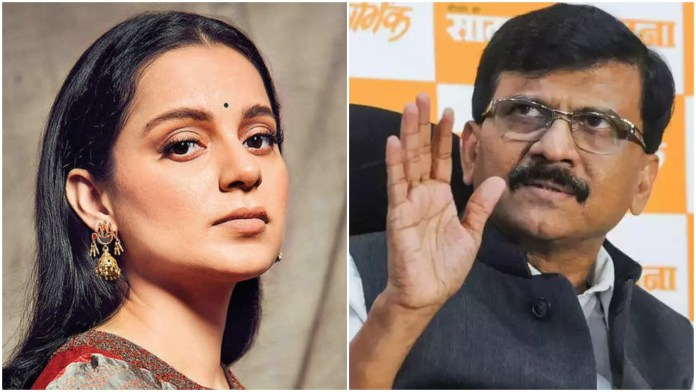 Kangana Ranaut says Mumbai seems like Pokiest after Sanjay Raut's threat