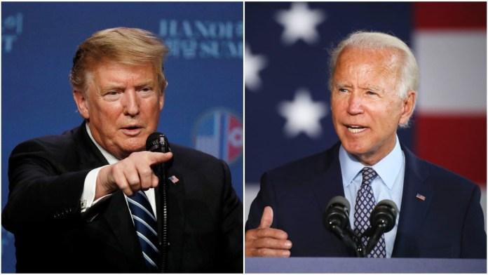 Trump Biden debate: Trump accuses Biden of supporting radical leftists running riots