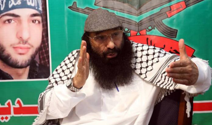 Pakistan in soup after document certifies Syed Salahuddin as ISI agent