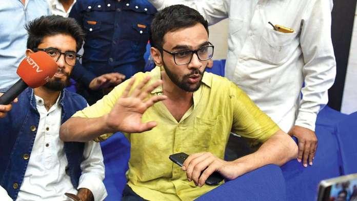 Umar Khalid sent to judicial custody by Delhi Court for Khajuri Khas riots