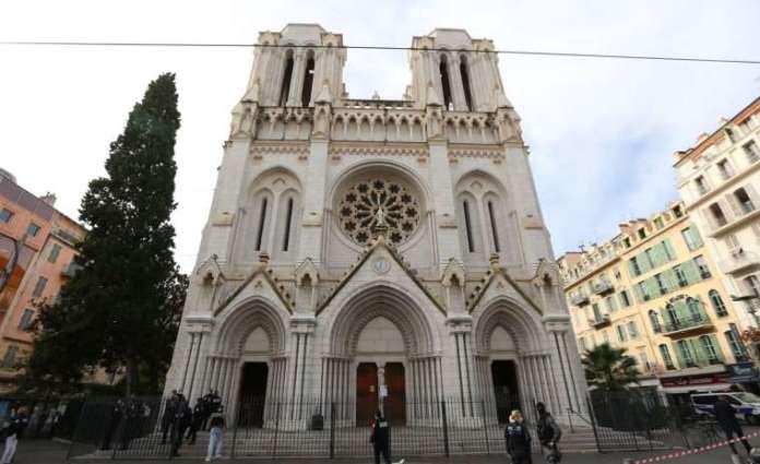 Nice terror attack, France
