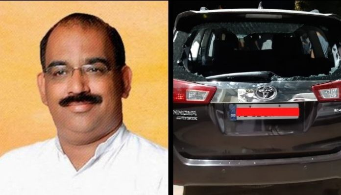 Punjab: Vehicle of BJP leader Ashwani Sharma attacked, party accuses Congress