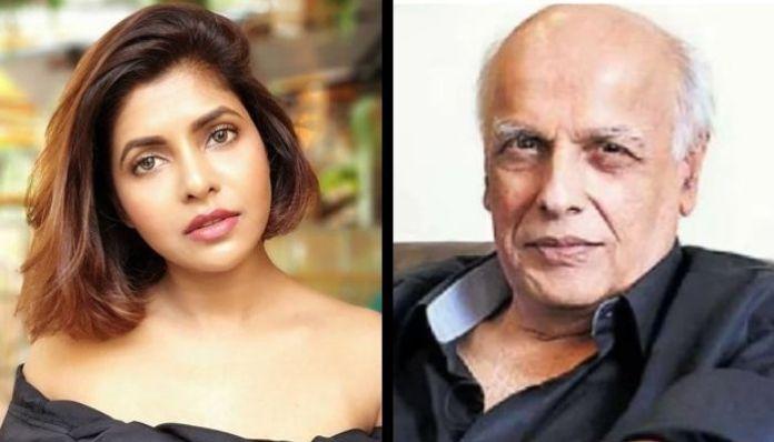Actress Luveina Lodh accuses Mahesh Bhatt, his nephew of harassment