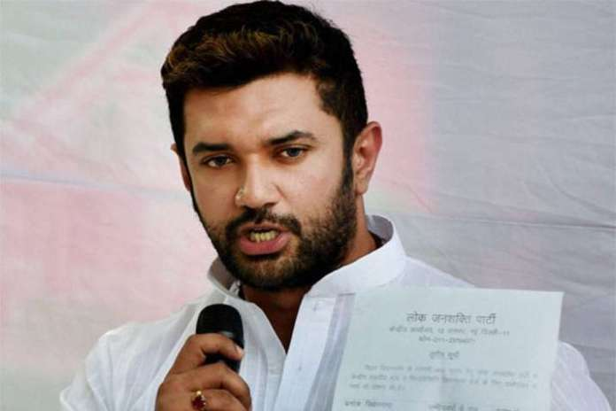 LJP's Chirag Paswan says PM Modi resides in his heart after BJP leaders hits out at him for using PM Modi in Bihar elections