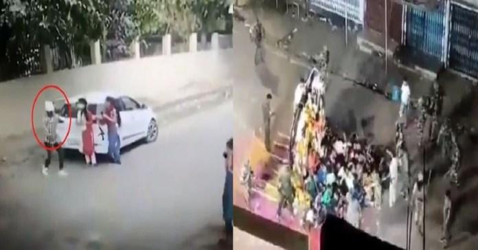 Munger shooting Faridabad incident