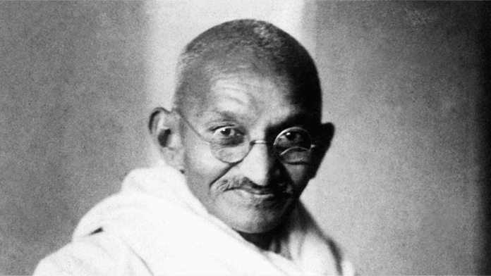 The radical left has always hated Mahatma Gandhi for being a Hindu