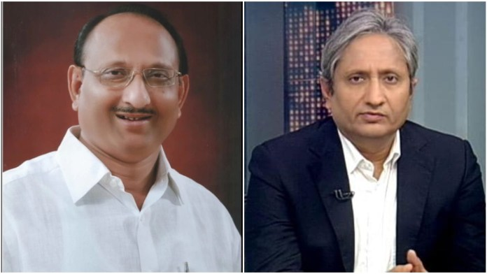 Ravish Kumar's brother and a former accused in the sexual exploitation of a Dalit girl becomes Congress MLA candidate in Bihar