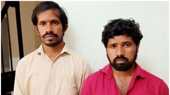 Naushad and Nawas arrested in rape case of two minor children in Trivandrum