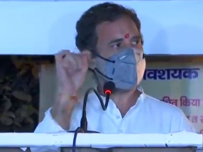 Rahul Gandhi says Congress govt would have thrown out China in 15 minutes