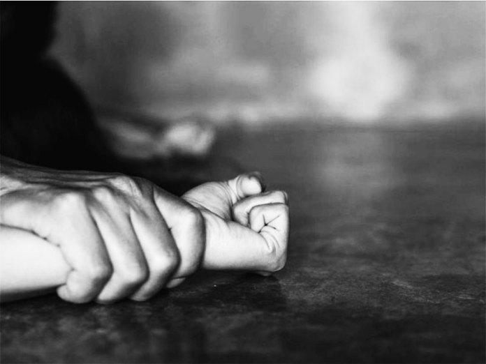 22 year old woman raped