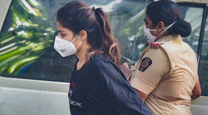 Rhea Chakraborty granted bail by Bombay High Court