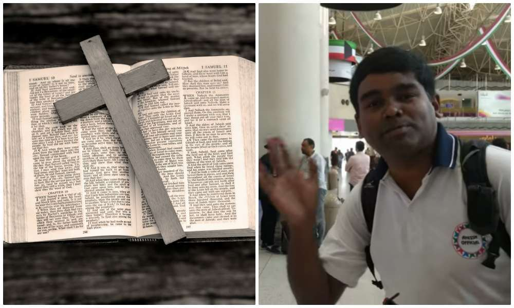 INAPPROPRIATE MESSAGES: Christian missionary group 'Scripture Union' employee accused of sending inappropriate messages to school girls, chat messages go viral [#ScriptureUnion] 10/05